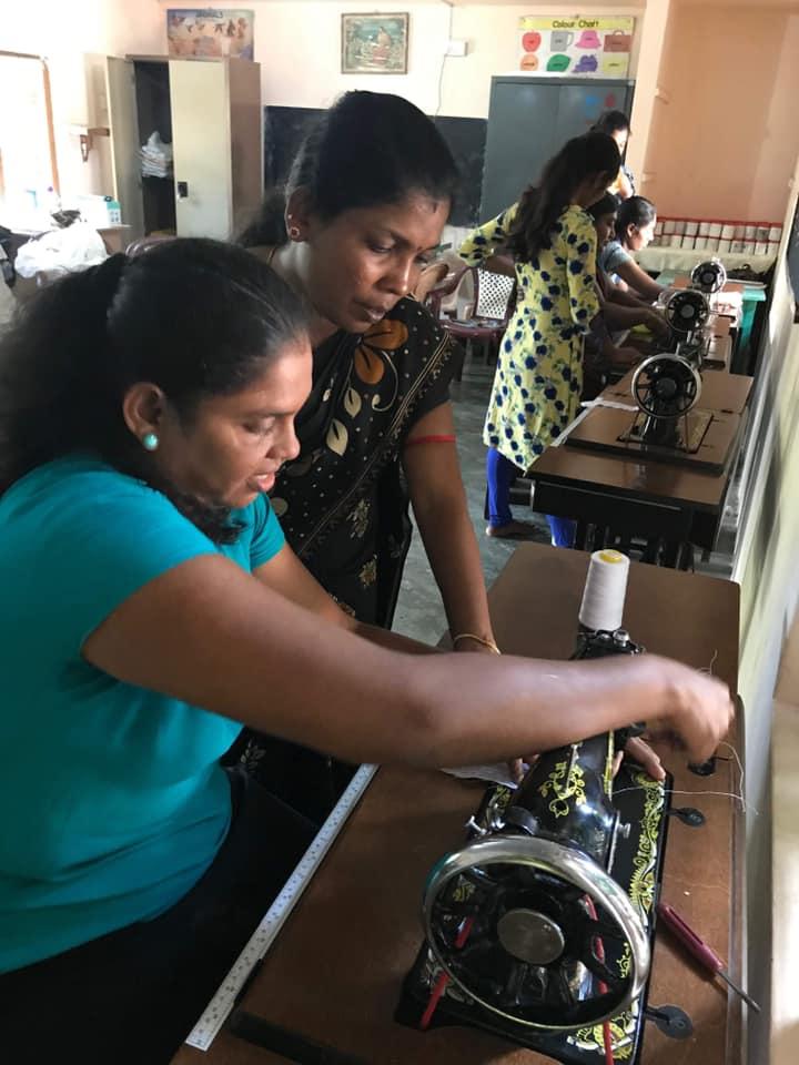 Gnadaa sewing centre