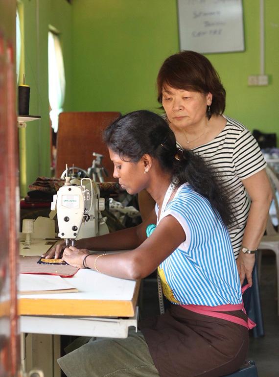 Gnadaa sewing center